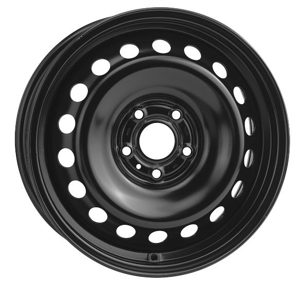 Janta otel ALCAR 9123 Black 6/16 5x108 ET44