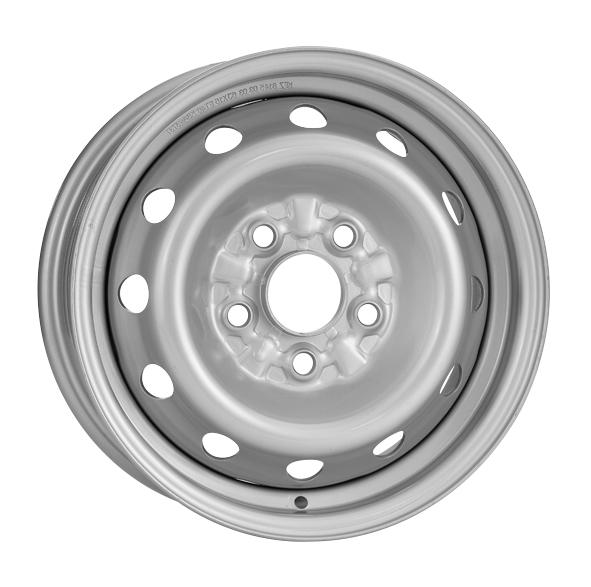 Janta otel ALCAR 8145 Silver 6/15 5x120 ET40